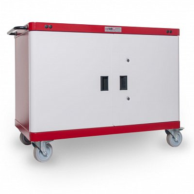 Midi Mentor Charging Tablet Trolley
